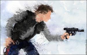 The Smuggler (Splatter)