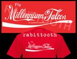 Falcon Cola Tee Shirt Design