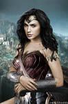 Diana Prince (Wonder Woman/Mona Lisa)