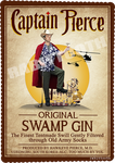 Captain Pierce (Captain Morgan/MASH)