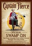 Captain Pierce (Captain Morgan/MASH) by Rabittooth