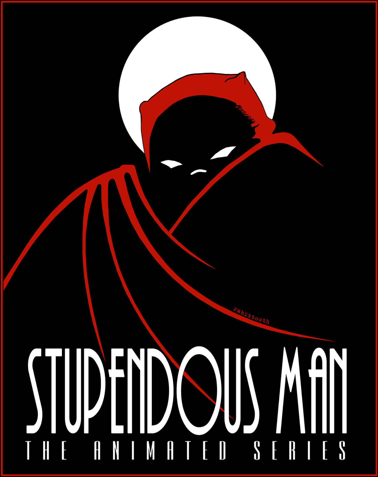 Stupendous Man Animated Series