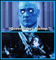 Queen Takes Bishop (Meme)