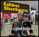 Kahless  Shoes (Meme)