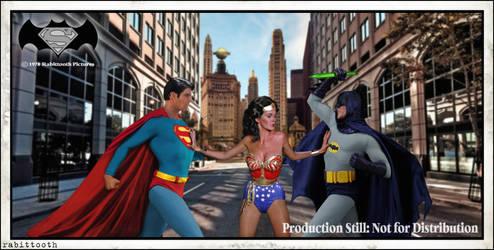 Batman vs Superman 1978