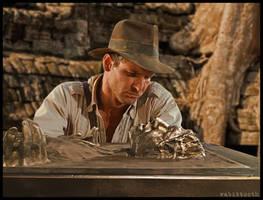 Disturbing Artifact (Indiana Jones / Star Wars)