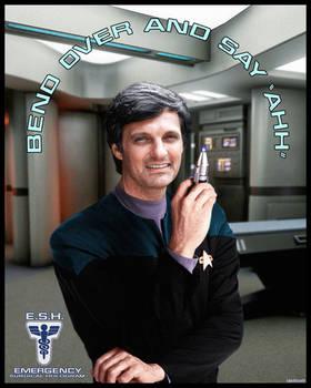 ESH (MASH / Star Trek)