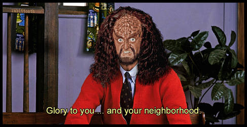 Gowron's Neighborhood (Meme)