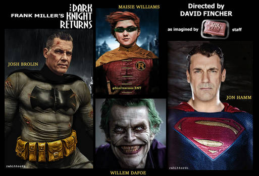 TDKR CAST IMAGINED (Meme)