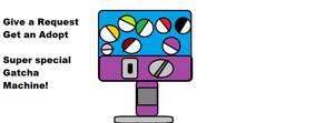 Super special gatcha machine!!! by MC-Laboratories