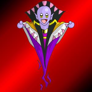 Zemus Doll of Doom by Malveasor