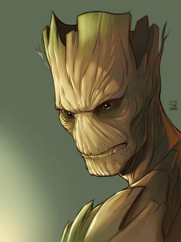 Groot by paneseeker