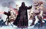 Commission Art: Darth Vader