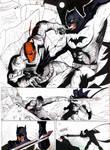 Batman vs Deathstroke (sequential)