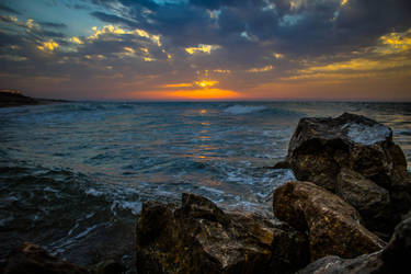Ramadan Sunset by Yashy-Sich