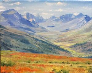 Yukon in summer by lolahazed