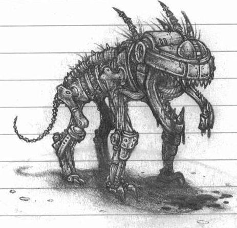 Hunter Killer BioMech