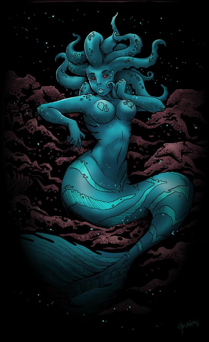 Underwater by guideki