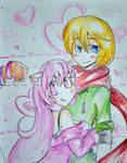 SecretSanta for XMireille-chanX by KirbySuperStar96