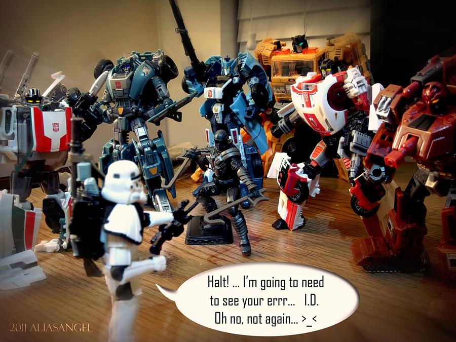 Autobots Assemble by aliasangel2005