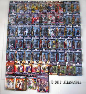 G.I. Joe Collection Update 2012