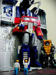 Takara MP-10 Convoy Optimus Prime