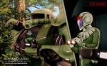 Zaku II - 0079 One Year War