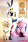 Shimakaze from KanColle by figma 04