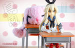Shimakaze from KanColle by figma 03