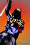 Star Wars Play Arts Kai Darth Vader 02