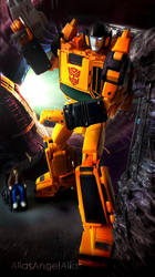 I'll Check it Out First - Sunstreaker