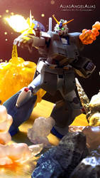 Robot Spirits Gundam ALEX NT-1A Full Armor
