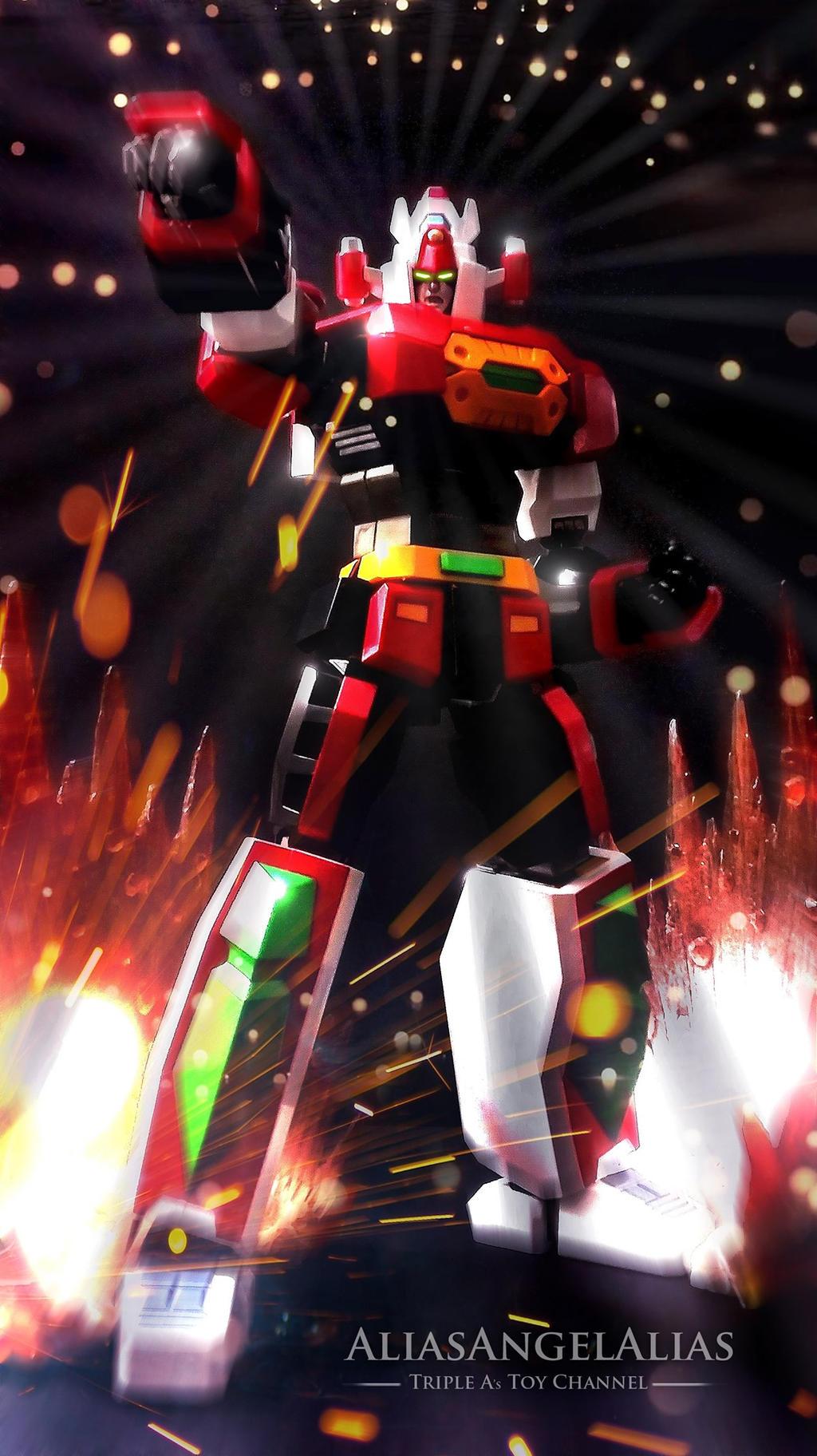 Soul of Chogokin Full Action GX-83 Tosho Daimos 01