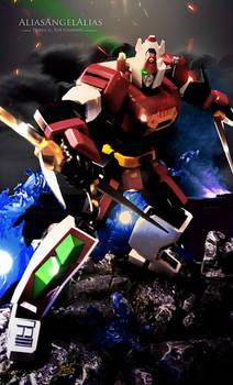 Soul of Chogokin Full Action GX-83 Tosho Daimos 02