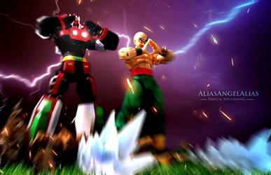 Soul of Chogokin Full Action GX-83 Tosho Daimos 03
