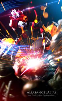 Soul of Chogokin Full Action GX-83 Tosho Daimos 04