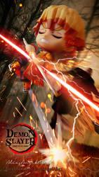Nendoroid Demon Slayer Zenitsu and Inosuke 09