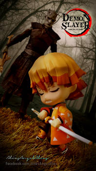 Nendoroid Demon Slayer Zenitsu and Inosuke 08