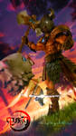Nendoroid Demon Slayer Zenitsu and Inosuke 03 by aliasangel2005