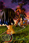 Nendoroid Demon Slayer Zenitsu and Inosuke 02 by aliasangel2005