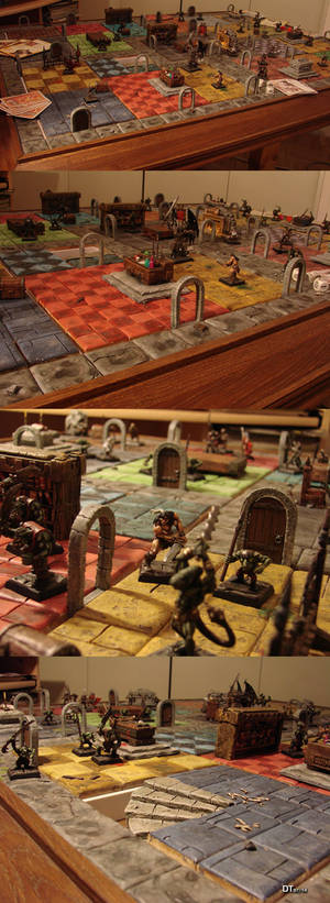 Heroquest _without-walls_ version