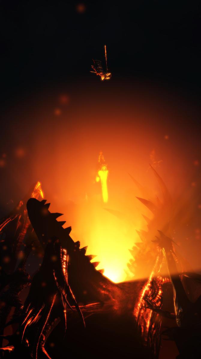 Dragonslayer Ornstein [CONTEST] by DioBrandon