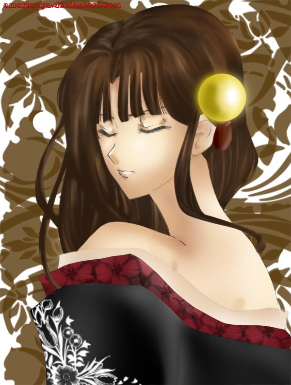 Hie-Sama by Amarinuya