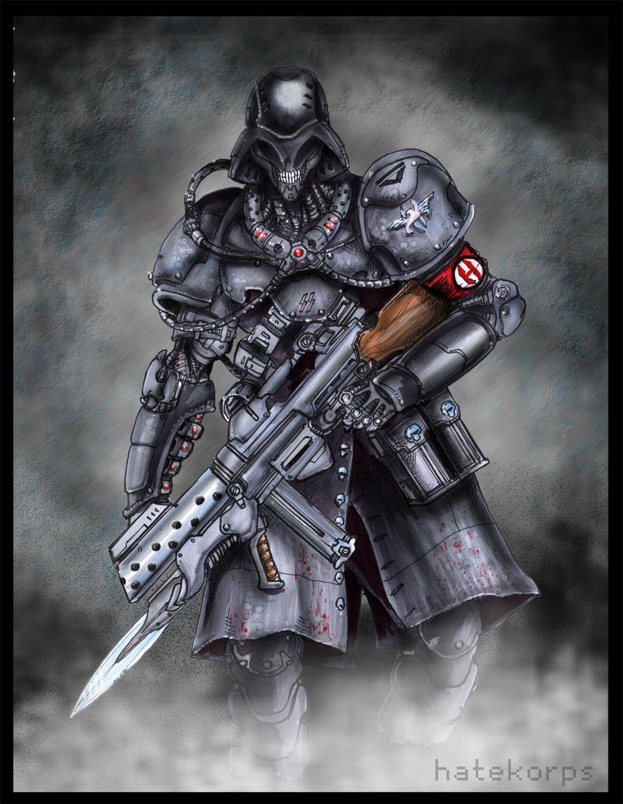 hatekorps Stormtrooper by frAme01