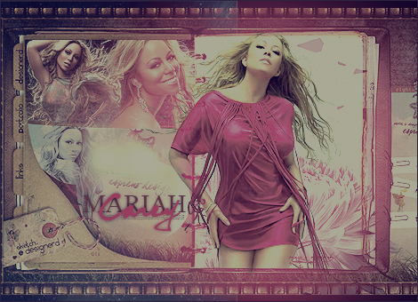 Mariah Carey by aleabc0612