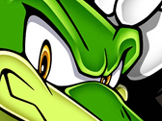 Vector the Crocodile - Sonic X by LongXHunter