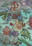 Fish Birthday by sharkdiver131