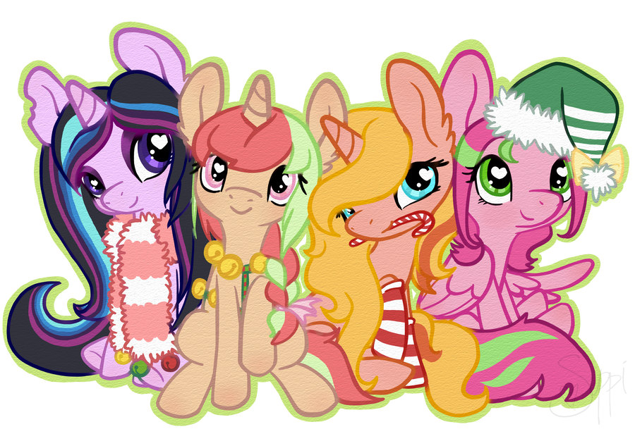 ~Merry Christmas~ by CoffeeCupPup