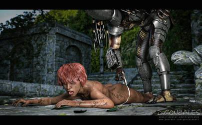 Slave of predator (3) by Gonzalesart