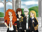 The Big Four Howarts